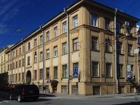 Центральный район, улица Казанская, дом 17-19. многоквартирный дом
