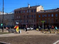 Центральный район, улица Гагаринская, дом 20. многоквартирный дом