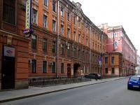 Центральный район, Графский переулок, дом 7. многоквартирный дом