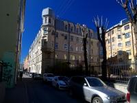 Центральный район, Щербаков переулок, дом 4. многоквартирный дом