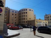 Центральный район, Щербаков переулок, дом 12. офисное здание