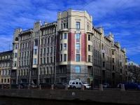 Центральный район, улица Бородинская, дом 2. многоквартирный дом