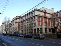 Центральный район, улица Бородинская, дом 8-10 ЛИТ А. школа №308