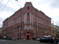 Центральный район, улица Потёмкинская, дом 11. многоквартирный дом
