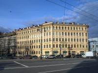 Центральный район, улица Таврическая, дом 15. многоквартирный дом