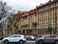 Центральный район, улица Таврическая, дом 17. офисное здание