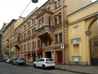 Центральный район, улица Таврическая, дом 27. многоквартирный дом