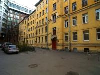 Центральный район, улица Таврическая, дом 31-33. многоквартирный дом