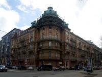 Центральный район, улица Таврическая, дом 35. многоквартирный дом