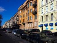 Центральный район, улица Таврическая, дом 3. многоквартирный дом