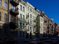 Центральный район, улица Таврическая, дом 9. многоквартирный дом