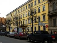 Центральный район, Чернышевского пр-кт, дом 11