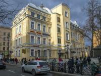 Центральный район, Чернышевского пр-кт, дом 18