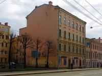 Центральный район, Суворовский проспект, дом 7. многоквартирный дом