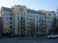 Центральный район, Суворовский проспект, дом 32. офисное здание