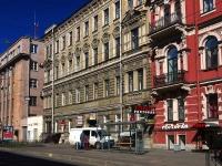 Центральный район, Чайковского ул, дом 16