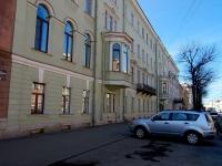 Центральный район, Чайковского ул, дом 25