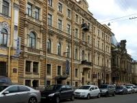 Центральный район, Чайковского ул, дом 26