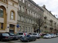 Центральный район, Чайковского ул, дом 34