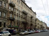 Центральный район, Чайковского ул, дом 36