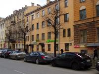 Центральный район, Чайковского ул, дом 39