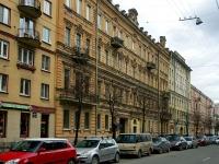 Центральный район, Чайковского ул, дом 56