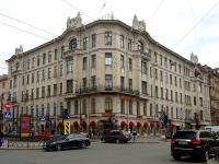 Центральный район, Чайковского ул, дом 40