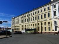 Центральный район, Дворцовая пл, дом 4