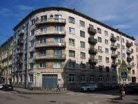 соседний дом: ул. 5-я Советская, дом 34. многоквартирный дом