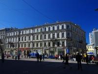 Центральный район, Большая Московская ул, дом 1