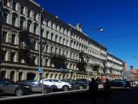 Центральный район, Большая Московская ул, дом 3
