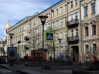 Центральный район, Большая Московская ул, дом 4