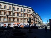Центральный район, Большая Московская ул, дом 5