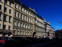 Центральный район, Большая Московская ул, дом 9