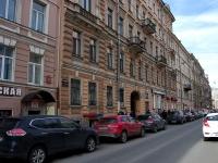 Центральный район, Большая Московская ул, дом 13