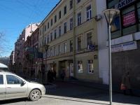 Центральный район, Большая Московская ул, дом 18