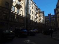 Центральный район, Загородный проспект, дом 14. многоквартирный дом