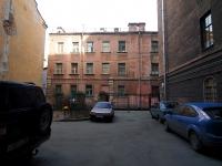 Центральный район, Митавский переулок, дом 4. многоквартирный дом