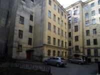Центральный район, Саперный переулок, дом 9. многоквартирный дом