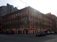 Центральный район, Саперный переулок, дом 15. многоквартирный дом