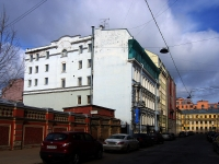 """Центральный район, Саперный переулок, дом 20. гостиница (отель) """"ТОАЗ"""""""