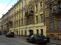 Центральный район, Саперный переулок, дом 21. многоквартирный дом