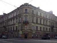 Центральный район, Саперный переулок, дом 23. многоквартирный дом