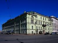 Центральный район, Дворцовая наб, дом 4