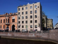 Центральный район, Мошков переулок, дом 5. многоквартирный дом