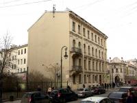 Центральный район, Достоевского ул, дом 2