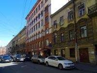 Центральный район, Достоевского ул, дом 6