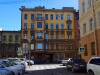 Центральный район, Достоевского ул, дом 10