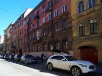 Центральный район, Достоевского ул, дом 14
