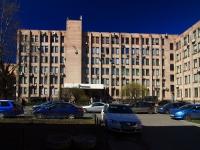 Центральный район, Достоевского ул, дом 15